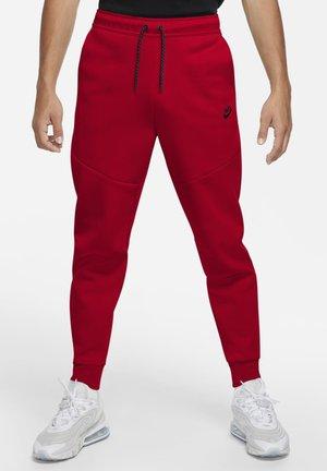Tracksuit bottoms - university red/black