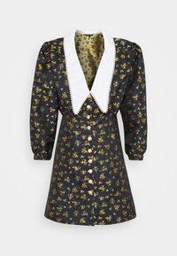 Sister Jane - JOSEPHINE MINI DRESS - Shirt dress - navy - 0