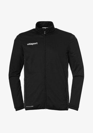 Training jacket - schwarzweiss