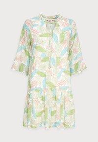 Esqualo - DRESS LAYERS VIRTUAL GARDEN - Day dress - multi-coloured - 3