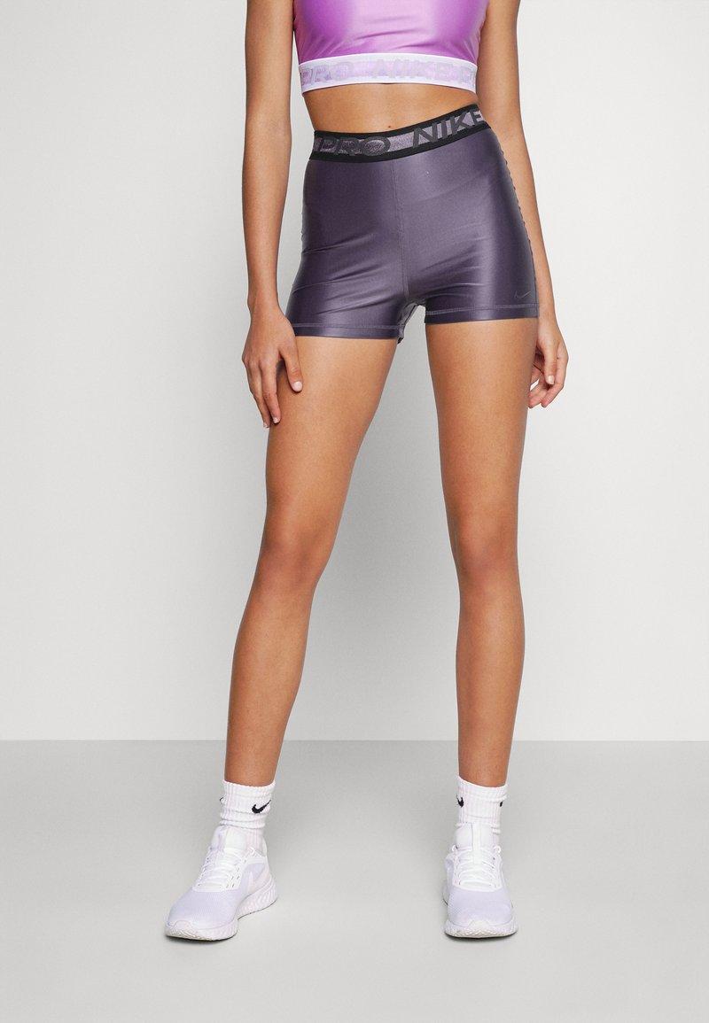 Nike Performance - Collant - dark raisin/black
