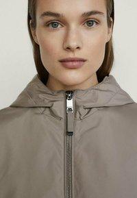 Massimo Dutti - Summer jacket - grey - 3