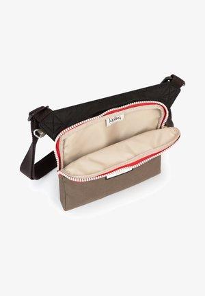 ALMIRO - Across body bag - valley taupe bl