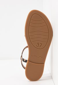 Unisa - CLARIS - Sandals - sun tan - 6