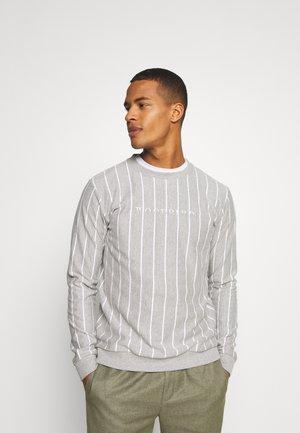 PLIN 2TONE CREW - Sweater - grey