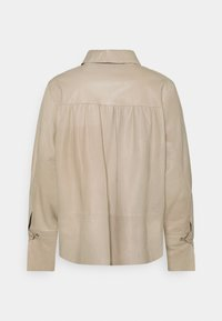 RIANI - Button-down blouse - beige - 1
