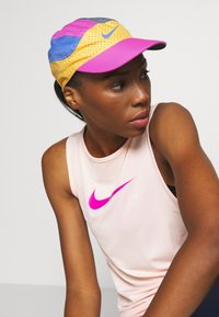 Nike Performance - DRY AROBILL - Cap - fire pink - 0