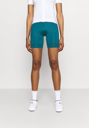 HABIT SHORT - Leggings - dragonfly green