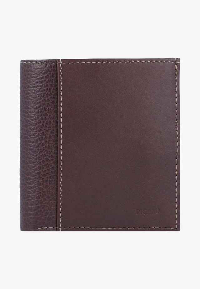 Portefeuille - brown