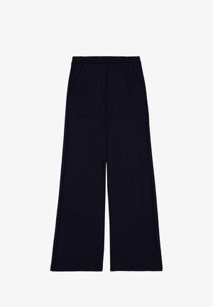 Trousers - blu assoluto