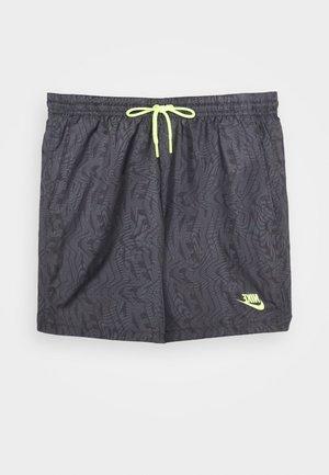 FESTIVAL  - Shorts - dk smoke grey/volt