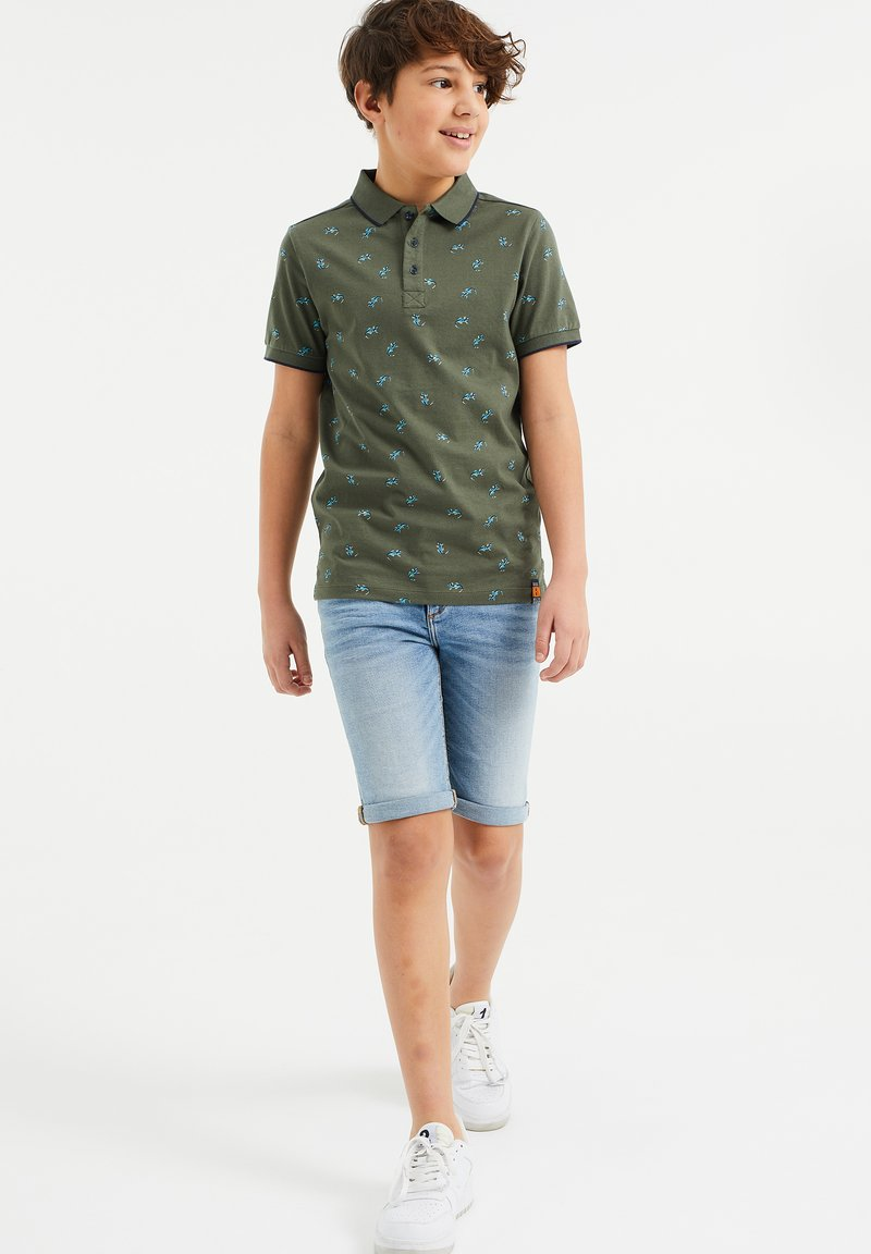 WE Fashion - Polo shirt - army green