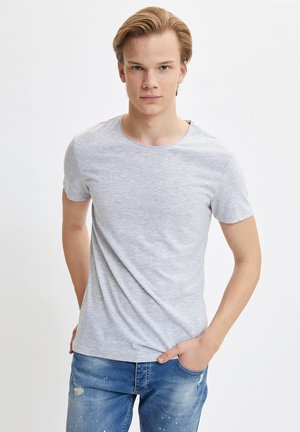 Basic T-shirt - grey