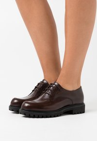 Hash#TAG Sustainable - Lace-ups - astor espresso - 0