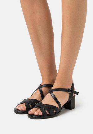 SOZY MID  - Sandals - black