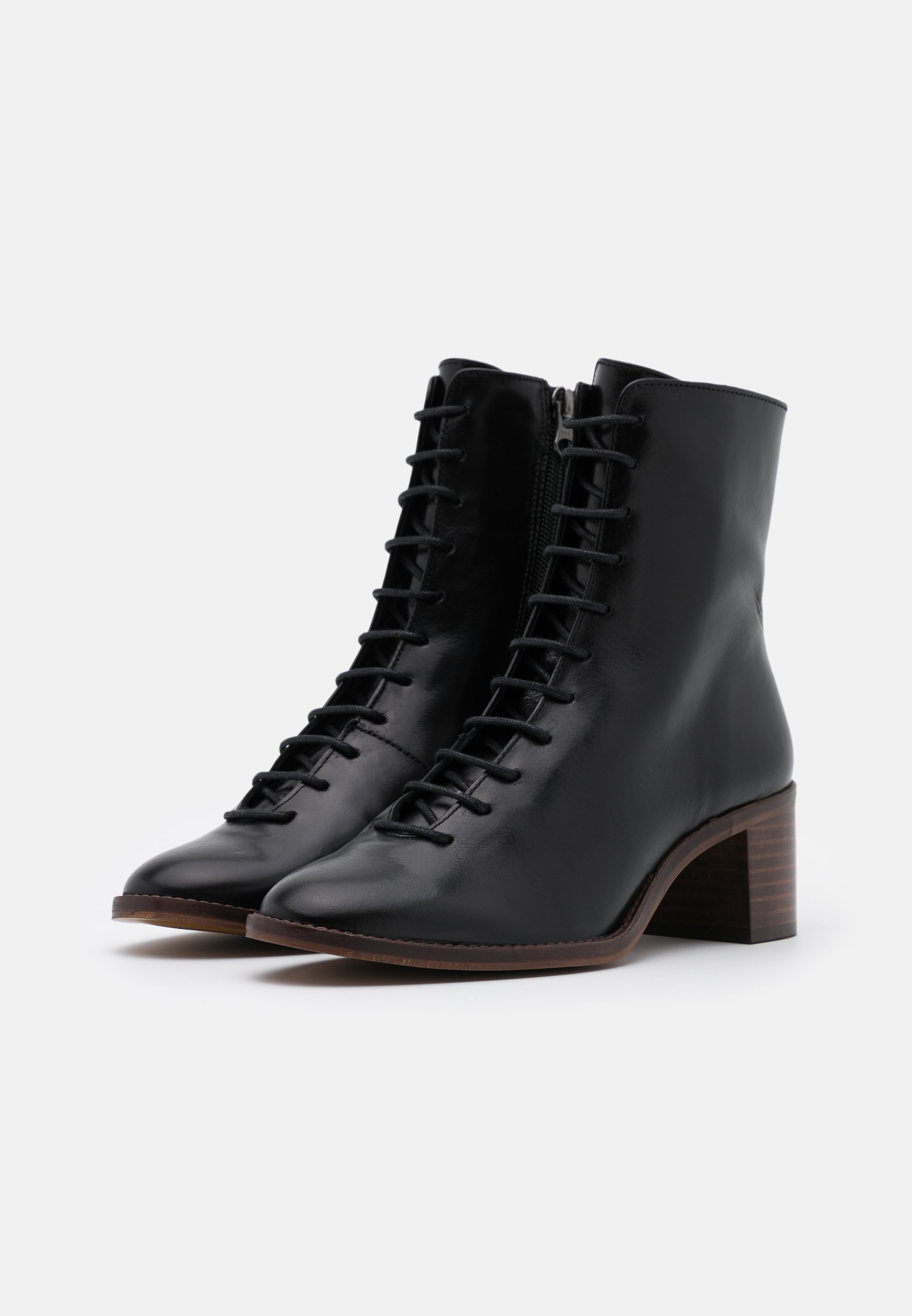 Factory Price Recommend Cheap Women's Shoes Jonak BOMBAY Lace-up ankle boots noir aRsDsPLfo 0X8gYWFbd