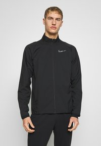 Nike Performance - DRY TEAM - Giacca sportiva - black/black - 0