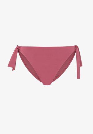 Bikini bottoms - bordeaux