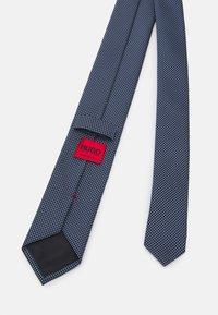 HUGO - TIE - Tie - dark blue - 1