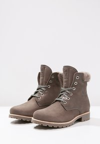 Panama Jack - IGLOO - Lace-up ankle boots - gris - 3