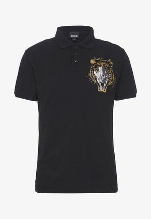 TIGER - Polo shirt - black