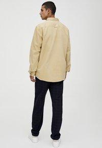 PULL&BEAR - MIT LANGEN ÄRMELN - Shirt - brown - 2