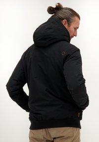 alife & kickin - DON - Winter jacket - moonless - 2