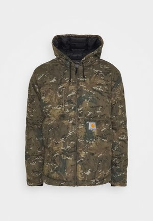 BROOKE DEARBORN - Giacca invernale - camo combi