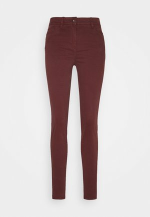 Jeans Skinny Fit - rust brown