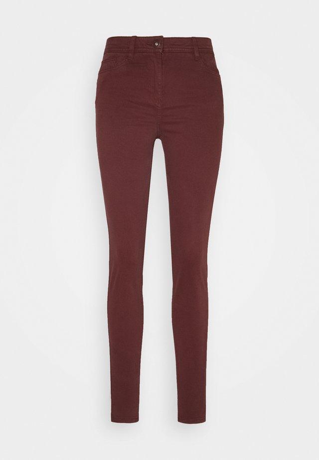 Jeans Skinny - rust brown