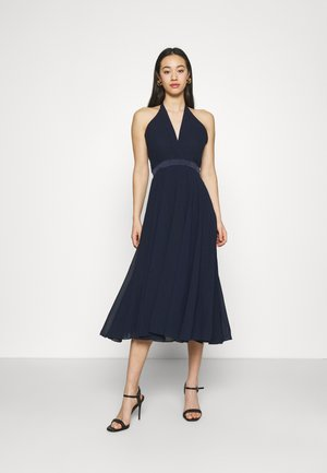 ROMANA MIDI - Cocktail dress / Party dress - navy