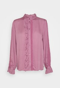 Fabienne Chapot - MIMI BLOUSE - Skjorte - dirty pink - 4