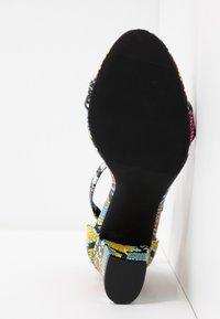 Madden Girl - BEELLA - Sandály na vysokém podpatku - bright multicolor - 6