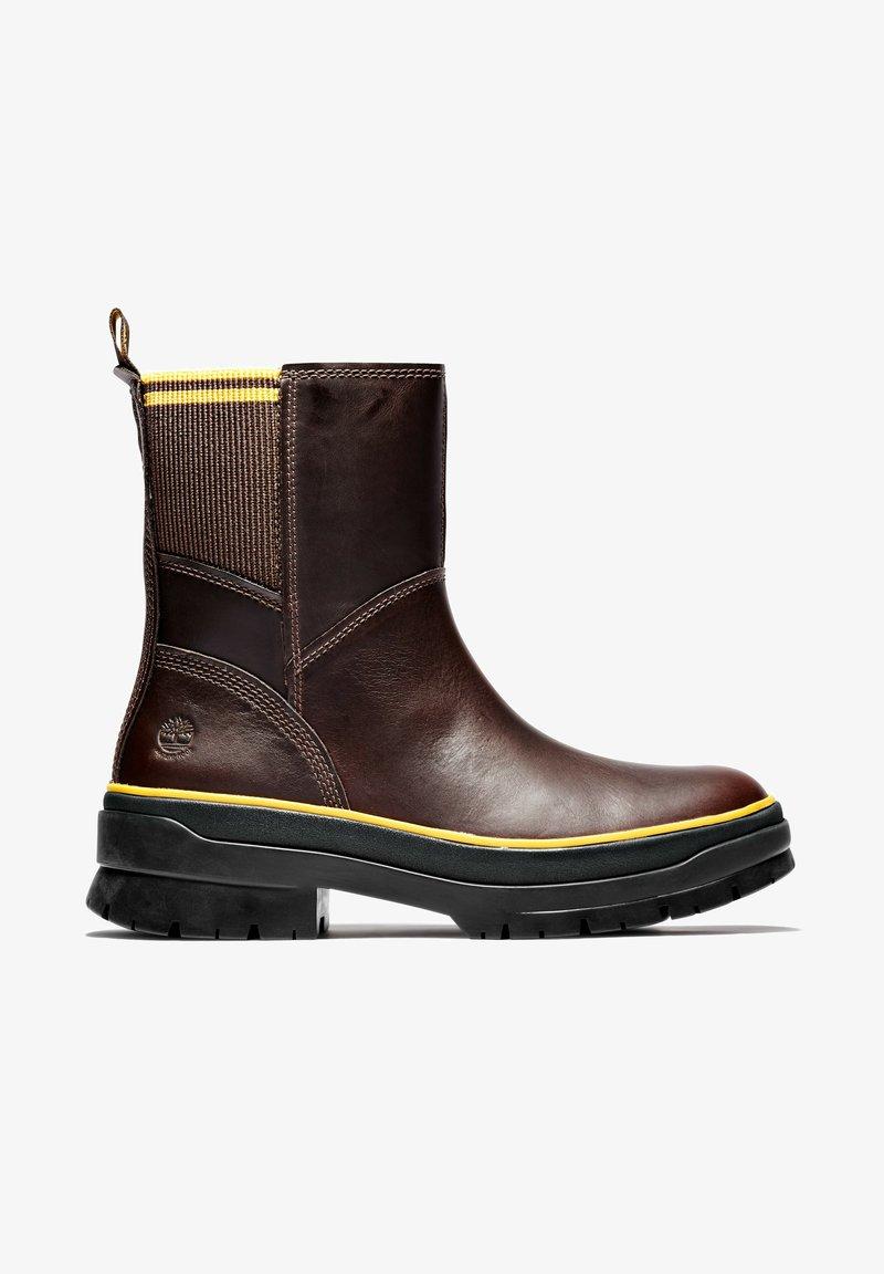 Timberland - Korte laarzen - brown