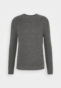 KARL CREW NECK - Stickad tröja - grey