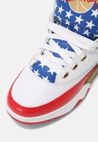 Ewing - 33 HI USA 4TH OF JULY - Baskets montantes - white/blue/gold - 4