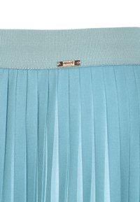 Cinque - JERSEY ROCK CISU - A-line skirt - petrol - 4