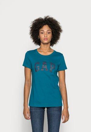 TEE - Potiskana majica - polar blue