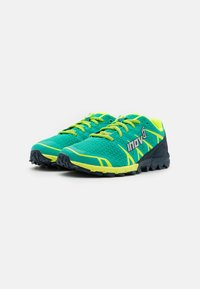 Inov-8 - TRAILTALON 235 - Trail running shoes - teal/navy/yellow - 1