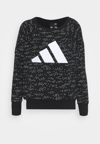 WIN CREW - Sweatshirt - black