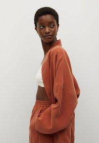 Mango - Short coat - bräunliches orange - 3