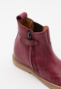 Froddo - CHELYS BROGUE NARROW FIT - Classic ankle boots - bordeaux - 5