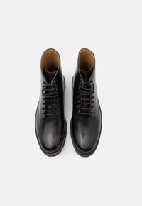 Grenson - HADLEY - Lace-up ankle boots - black - 3