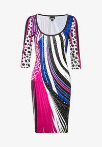 Just Cavalli - Pouzdrové šaty - blue - 4