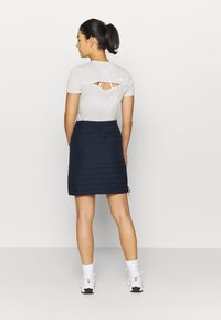 Jack Wolfskin - ICEGUARD SKIRT - Sports skirt - midnight blue - 2