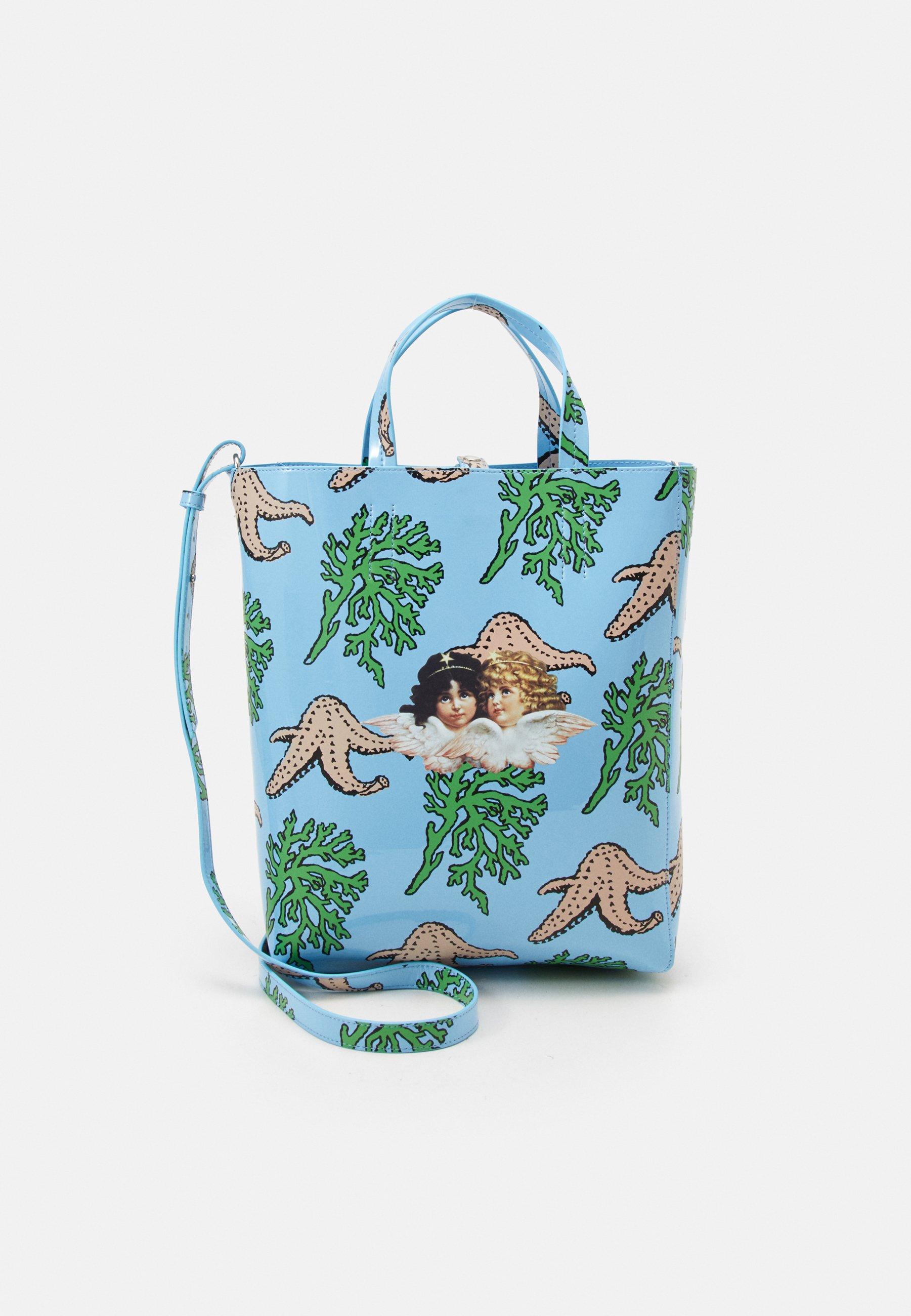 Women SEA ANGELS PRINTED TOTE - Tote bag