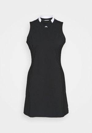 GOLF DRESS - Sports dress - black