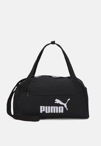 Puma - PHASE SPORTS BAG UNISEX - Torba sportowa - black - 4
