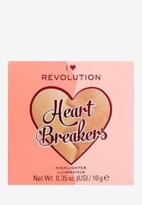 I Heart Revolution - I HEART REVOLUTION HEARTBREAKERS HIGHLIGHTER - Highlighter - spirited - 3