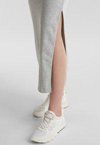 edc by Esprit - TUBE SKIRT - Bleistiftrock - light grey - 3
